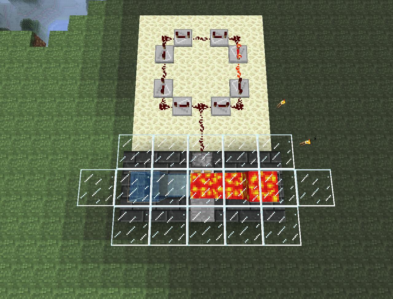 Как сделать быстрый генератор булыжника быстро6